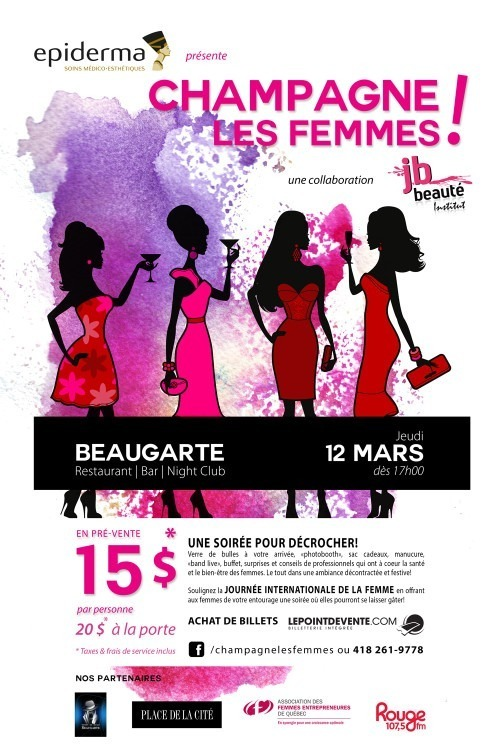 ChampagneLesFemmes